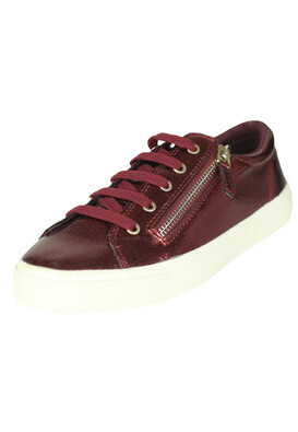 Adidasi Stradivarius Jane Dark Red