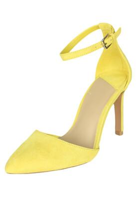 Sandale Stradivarius Janine Yellow