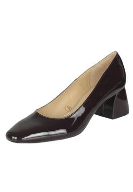 Pantofi ZARA Victoria Dark Brown