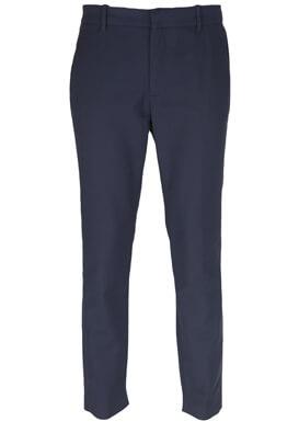 Pantaloni de stofa ZARA Renata Dark Blue