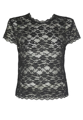 Tricou ZARA Hailey Black