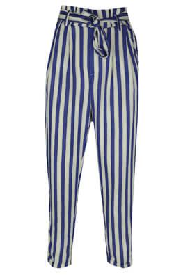 Pantaloni Bershka Zoe Blue