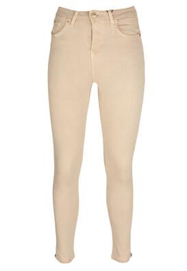 Pantaloni Bershka Dasia Light Pink