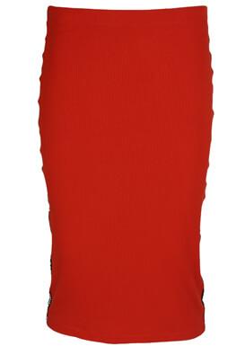Fusta Bershka Georgia Red