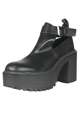 Pantofi Pull and Bear Petra Black