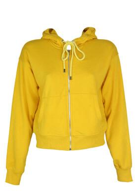 Jerseu Bershka Nikky Yellow
