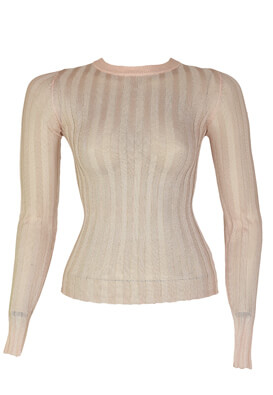 Bluza Bershka Rita Light Pink