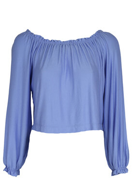 Bluza Bershka Jill Light Blue