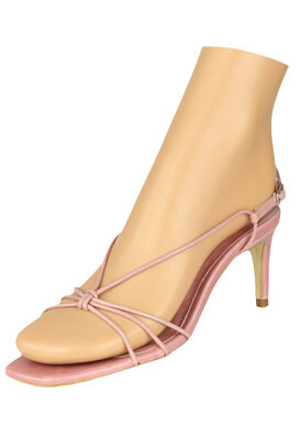 Sandale piele ZARA Kitty Pink