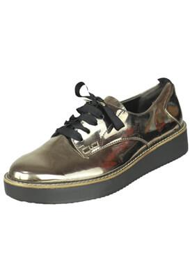 Pantofi Stradivarius Hailey Golden