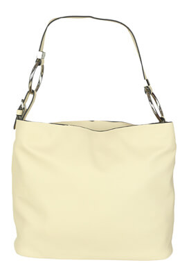 Poseta ZARA Michelle Light Beige