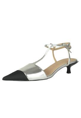 Pantofi ZARA Tanya Silver