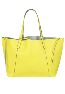Poseta ZARA Reversible Yellow