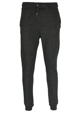 Pantaloni sport Bershka Lois Black