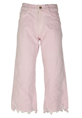 Blugi ZARA Kitty Light Pink