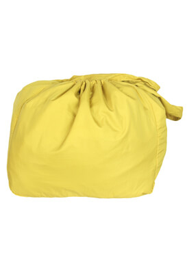 Poseta ZARA Victoria Dark Yellow