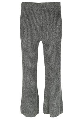 Pantaloni ZARA Joyce Dark Grey