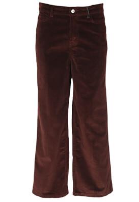 Pantaloni ZARA Jennifer Dark Brown