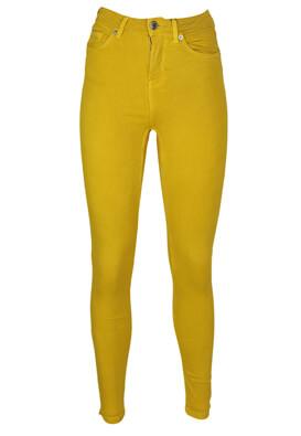 Blugi Bershka Natasha Dark Yellow