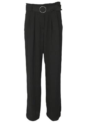 Pantaloni Bershka Mara Black