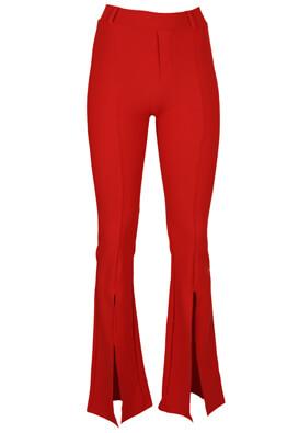 Pantaloni Bershka Georgia Red