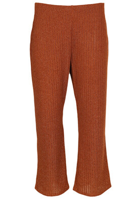 Pantaloni ZARA Jane Brown