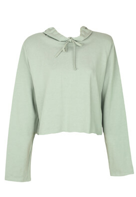 Hanorac ZARA Berta Light Green