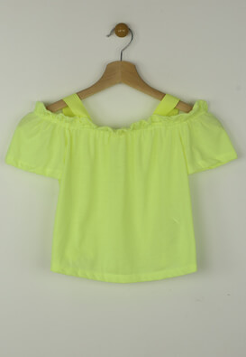 Tricou ZARA Ciara Light Green
