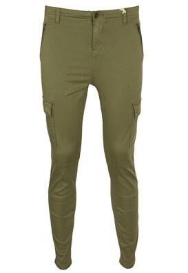 Pantaloni New Look Janet Dark Green