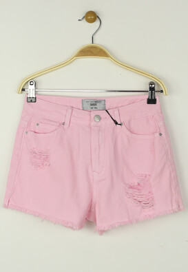 Pantaloni scurti New Look Nicole Light Pink