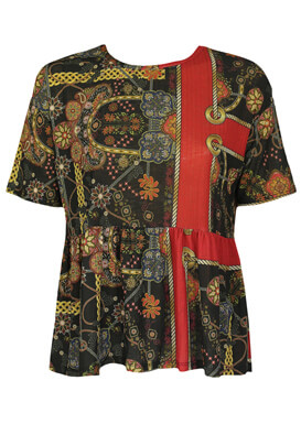 Tricou ZARA Tasha Colors