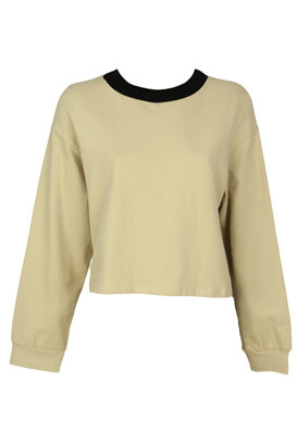 Bluza ZARA Samira Light Beige