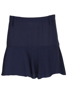 Pantaloni scurti ZARA Elle Dark Blue