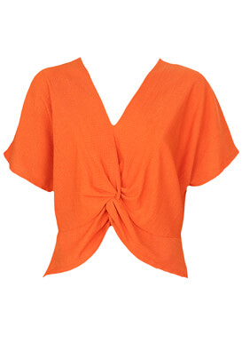 Tricou ZARA Amy Orange