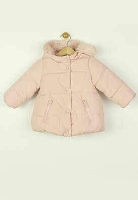 Geaca ZARA Fiona Light Pink