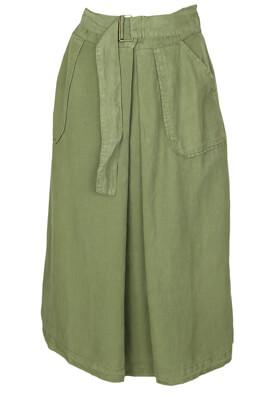 Fusta Bonobo Gabriella Dark Green