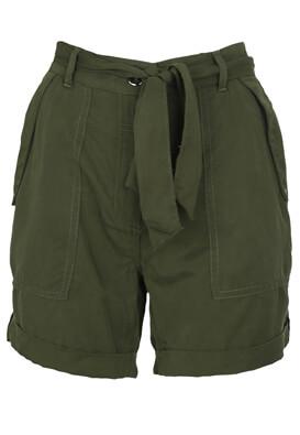 Pantaloni scurti New Look Fay Dark Green