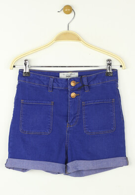 Pantaloni scurti New Look Nastasia Dark Blue