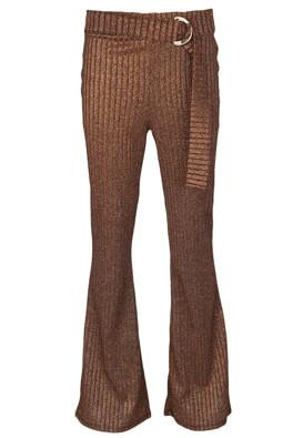 Pantaloni ZARA Paula Brown