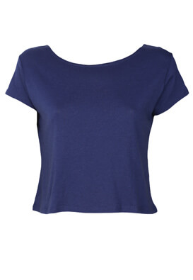 Tricou Alcott Gabriella Dark Blue