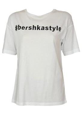 Tricou Bershka Elle White
