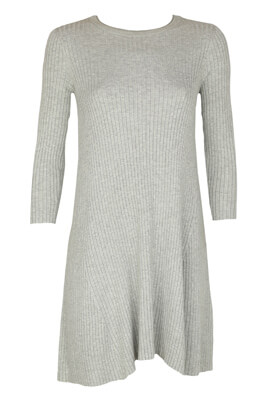 Rochie ZARA Shelley Light Grey