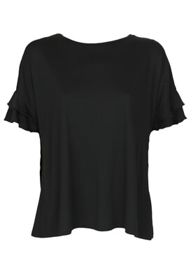 Tricou Stradivarius Whitney Black