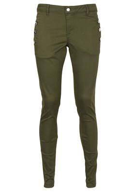 Pantaloni Orsay Samira Dark Green