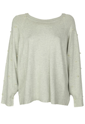 Bluza ZARA Ofelia Light Grey