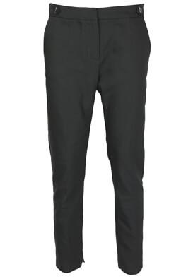 Pantaloni de stofa Orsay Alison Black