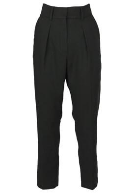Pantaloni de stofa Orsay Ciara Black