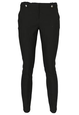 Pantaloni de stofa Orsay Carrie Black