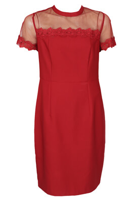 Rochie Orsay Kimberly Red