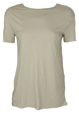 Tricou ZARA Gloria Light Grey
